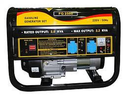 Бензиновый генератор Forte FG2500