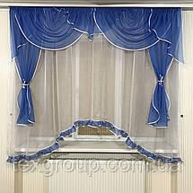 Кухонная занавеска с аркой №346, фото 3
