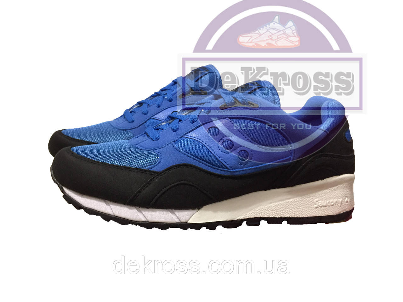 Кроссовки Saucony Shadow 6000 (Blue) Оригинал S70007
