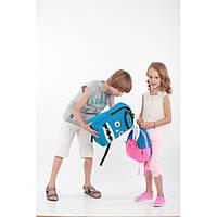 Рюкзак Монстрик / Рюкзак для школьника / Рюкзак школьный / Рюкзак детский дошкольный