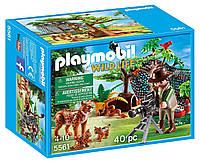Игровой набор Playmobil 5561 Семья рысей. Оригинал, фото 1