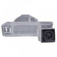 Штатная камера заднего вида Prime-X CA-1331. Mitsubishi ASX 2010-н.в./Citroen C4 Aircross/Peugeot 4008
