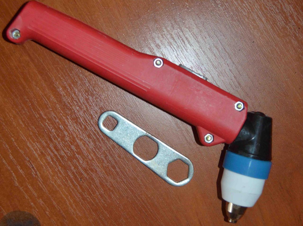 Ручка  горелки  с кнопкой Р 80
