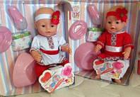 Кукла Пупс Baby Born в народном костюме BL999-S UA