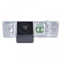 Штатная камера заднего вида Prime-X CA-1338. Citroen C-Elysee 2012-н.в./Peugeot 301 2012-н.в./508 2011-н.в.
