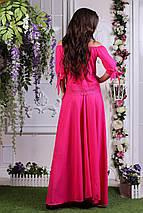 """Летний женский костюм-двойка """"Dayana"""" с кружевом (4 цвета), фото 3"""