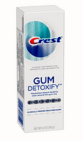 Crest GUM DETOXIFY DEEP CLEAN Toothpaste Зубная паста 116 мл