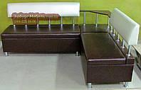 Кухонный уголок «Экстерн» с полками 160х200см