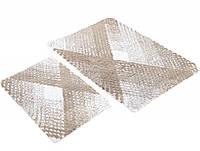Набір килимків 60х90 і 40х60 Irya Wall kahve, фото 1