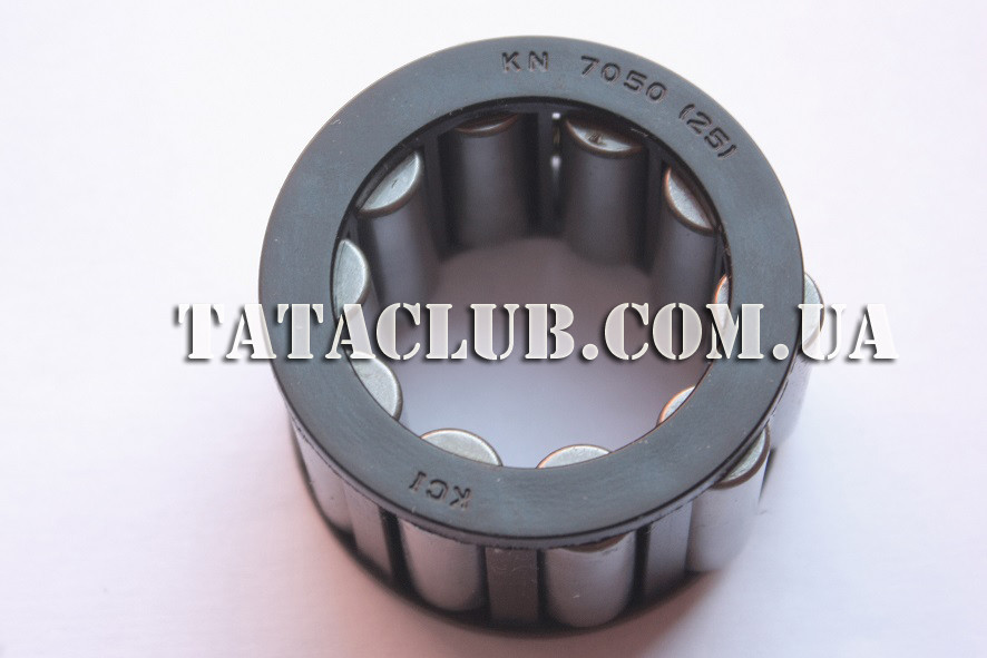 Подшипники игольчатый КПП вала первичного 28*48*30,8/31mm long  (КПП GBS-40) (613 EII,613 EIII) TATA Motors
