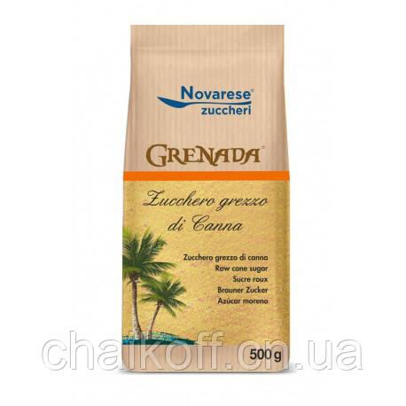 Сахар тростниковый Novarese Grenada 500 г ( Италия)