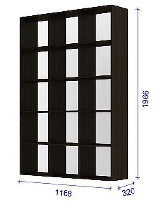 Модульная система COLOR - Стеллаж 3 TM Matroluxe, фото 2