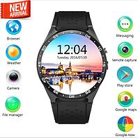 Новые, оригинальные Lemfo KW88 Смарт часы Smart Watch