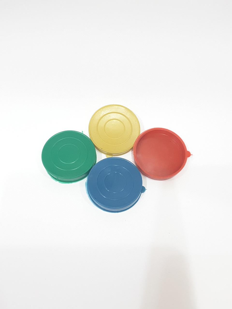 Крышка пластмассовая для майонезных банок
