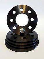 Проставки колесные сквозные 5мм/ psd 4x100-108/ dia 63,4/ Ø150