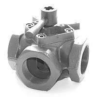 Клапан смесительный трехходовой муфтовый VDM3 серия 1000 PN6 Ду32