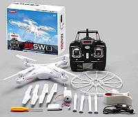 Квадрокоптер Explorers2 X5SW с 4-х канальным 2,4 Ггц управлением и FPV-камерой