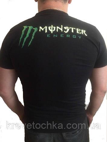 Футболка Monster energy FOX, фото 2