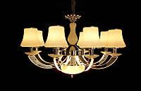 Люстра классическая с ЛЕД подсветкой веток на 8 ламп  8345-8, фото 1