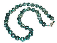 Ожерелье  женские из лечебного камня  агат