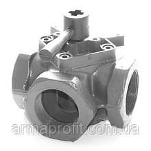 Клапан смесительный трехходовой муфтовый VDM3 серия 1000 PN6 Ду40