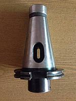 6103-4013-10 Втулка переходная 7:24 К50 на КМ3 тип АЕ(винт) под фрезу по ГОСТ 25827 исп.2
