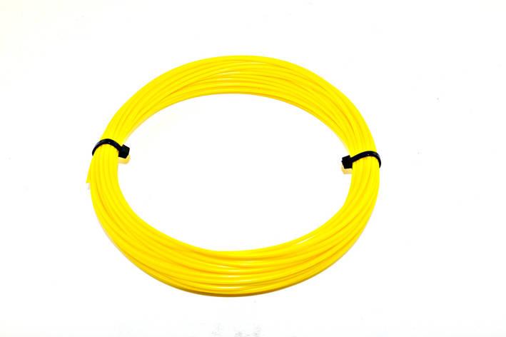 Пробник Желтый ABS-X  (1,75 мм/10 метров), фото 2