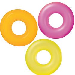 Круг для купания детский.Круг для плавания Intex.Надувной круг.