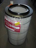 Элемент фильтра воздушного КАМАЗ, двигатель7405 -ПРОФЕССИОНАЛ- (производство Автофильтр, г. Кострома) (арт. 7405-1109560), ACHZX