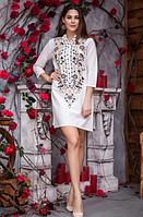 Платье производства Индии из натурального хлопка (W-013-2)