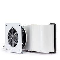 Встраиваемая маникюрная вытяжка-пылесос Ulka X2B, мощность 60 Вт
