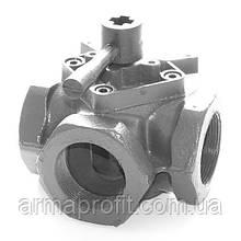 Клапан смесительный трехходовой муфтовый VDM3 серия 1000 PN6 Ду65