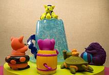Набор игрушек для купания Брызгунчики веселунчики Battat, фото 3
