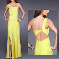 Желтое платье в Украине. Сравнить цены, купить потребительские ... 639d7043ebb