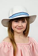 Шляпа пляжная детская - Баунти молочная