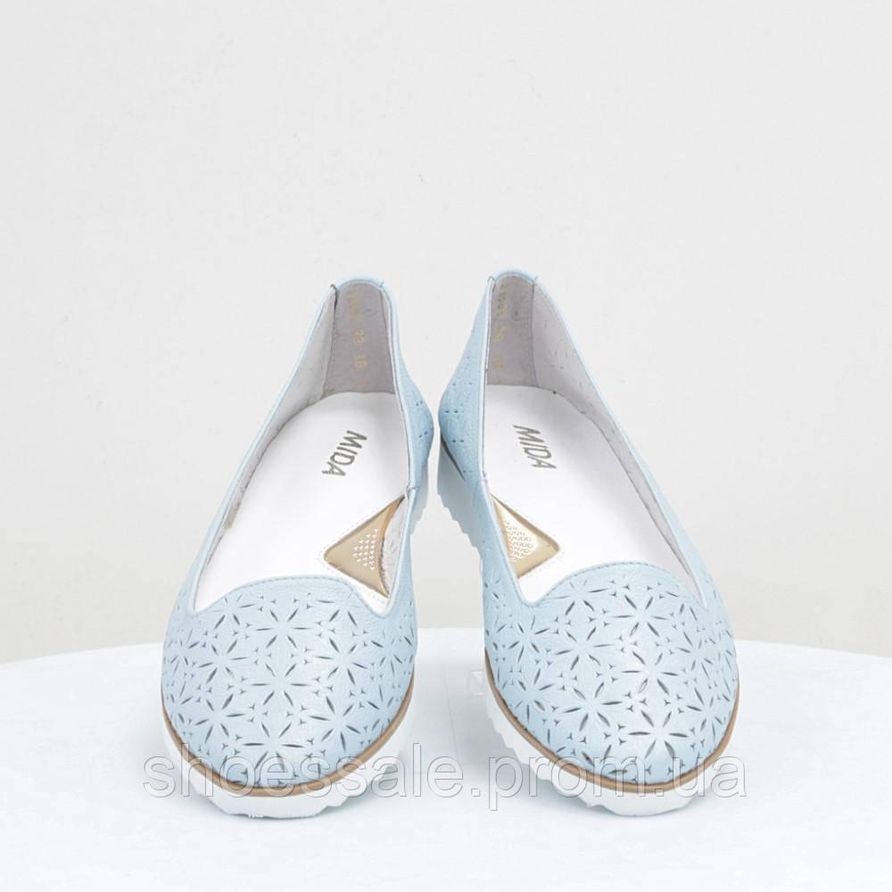 Женские балетки Mida (49938) 2