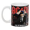 Кружка AC DC Live at River Plate