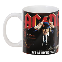 Кружка AC DC Live at River Plate CP 03.298