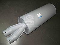 Глушитель выхлопа в сборе КАМАЗ 54115 (производство КамАЗ), AGHZX