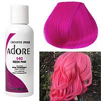Фарба для волосся Creative Image ADORE 140 Neon Pink