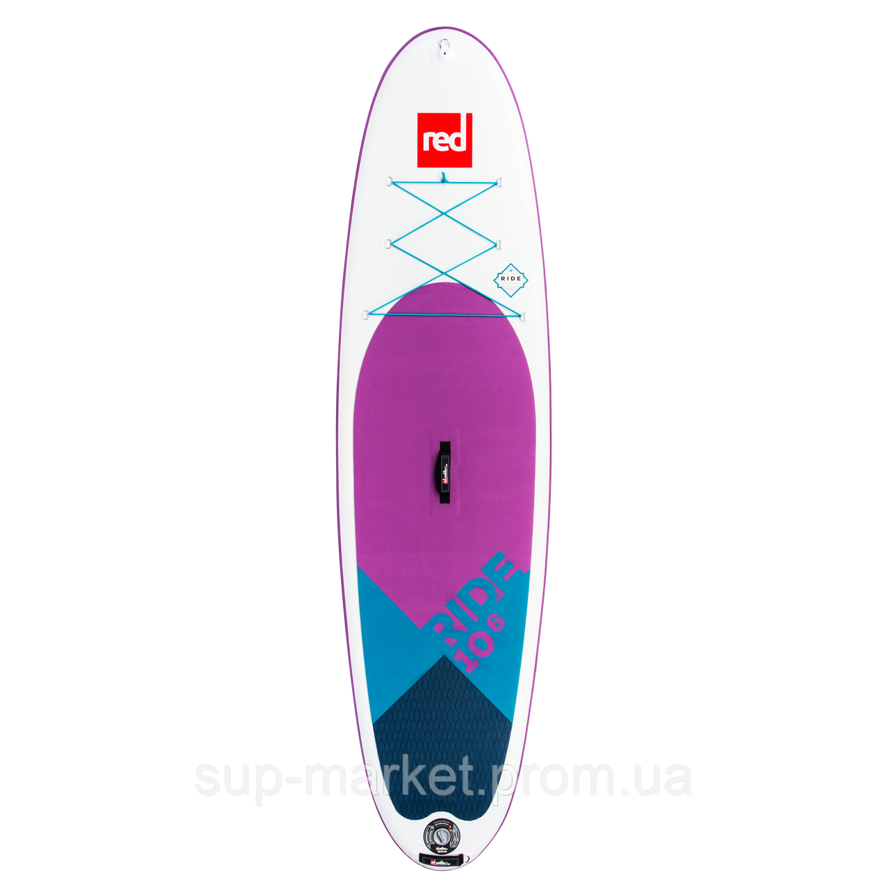 SUP доска Red Paddle Co Ride 10'6 Special edition, 2018