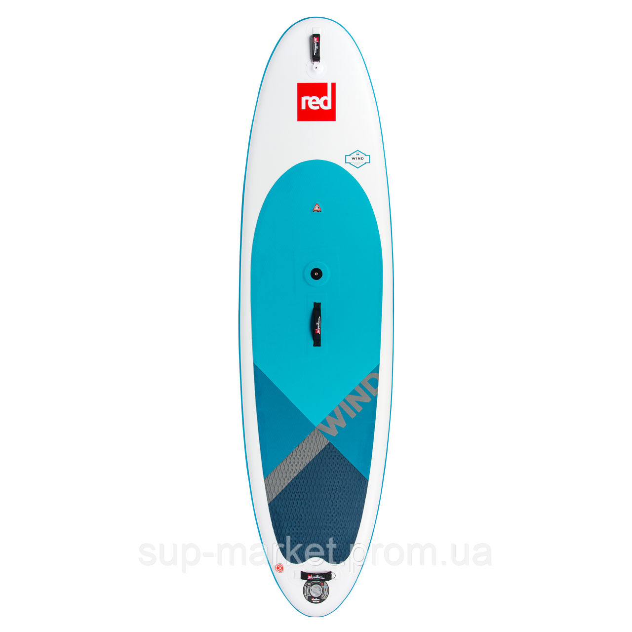 "SUP доска Red Paddle Co Ride 10'7"" x 33"" WindSUP, 2018"