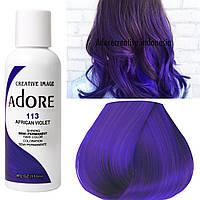 Фарба для волосся Creative Image ADORE 113 African Violet, фото 1