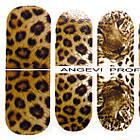 Наклейки Леопардові для Нігтів Нігтики PhotonailArt Водні Різнокольорові, Мала Пластина, Angevi SL 03, фото 3