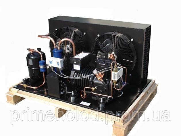 """Холодильные агрегаты на базе компрессоров """"Copeland"""" (Германия)"""