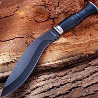 Нож кукри Сокол2, классифицируется как туристический и хозяйственно-бытовой инструмент, с чехлом в комплекте