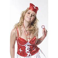 Стетоскоп для костюма медсестры для ролевых игр