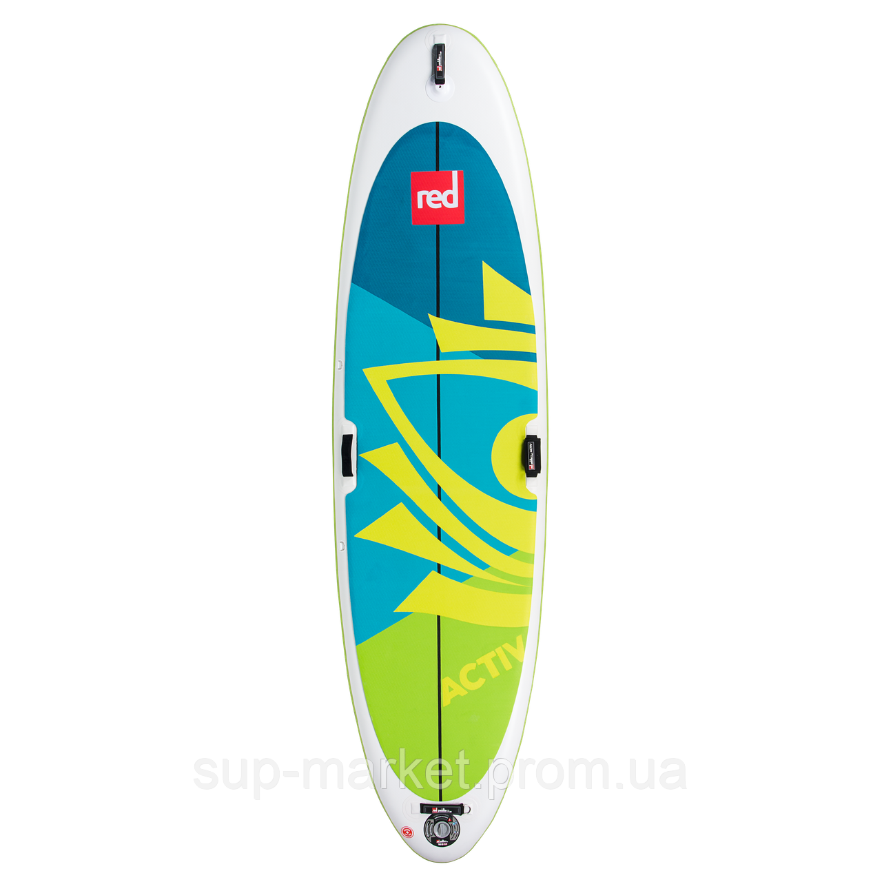 """SUP доска Red Paddle Co Ride 10'8"""" Activ (yoga), 2018"""