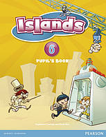 Islands 6 Pupil's Book with pin code