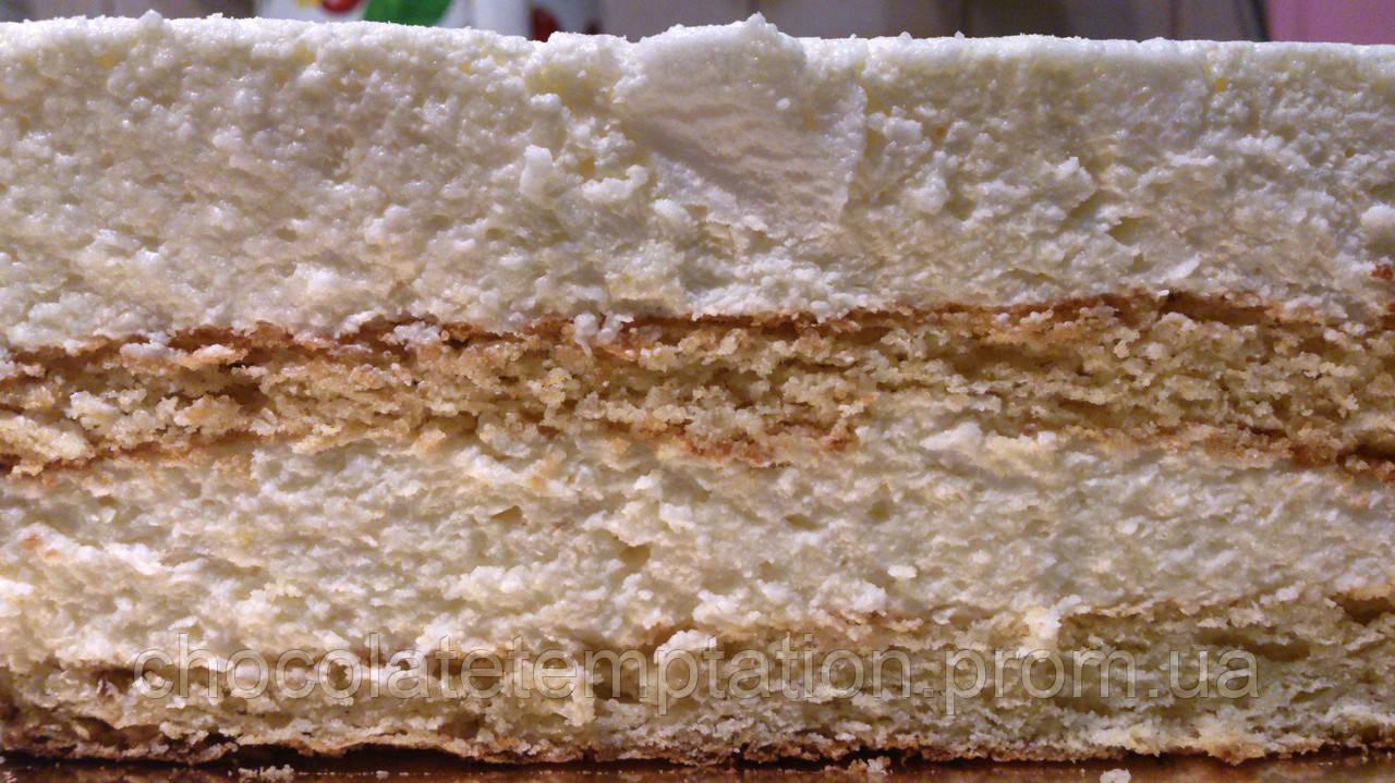 Торт Птичье молоко, фото 1